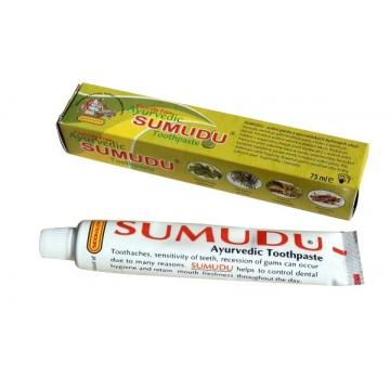 Ájurvédská zubní pasta SUMUDU