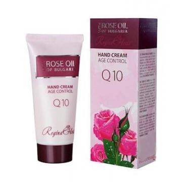 Hydratační krém na ruce s růžovým olejem