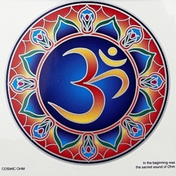Mandala Sunseal Cosmis OHM