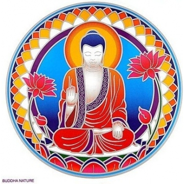 Mandala Sunseal Buddha Nature