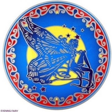 Mandala Sunseal Evening Fairy