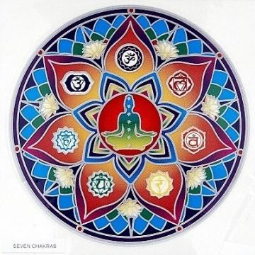 Mandala Sunseal 7 čaker