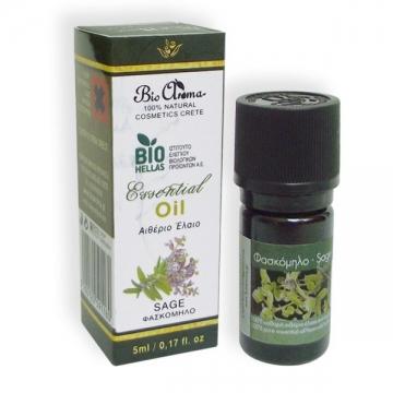 BioAroma Esenciální olej Šalvěj BIO