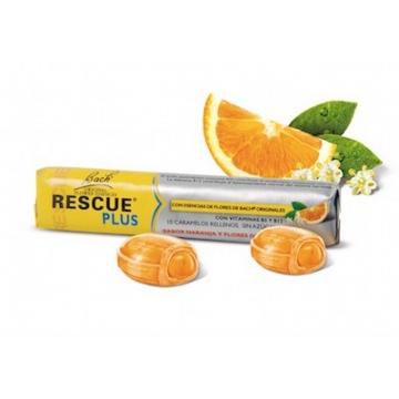 RESCUE® Plus - Bonbony s vitamíny