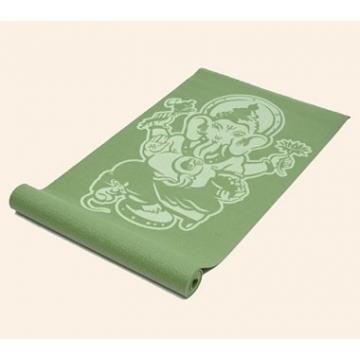 YOGIMAT basic Ganesha - Olive