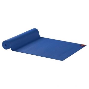 Jógamatka Standard OM AKO YOGA - modrá