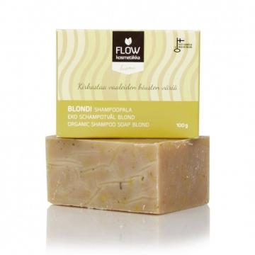 FLOWkosmetika Tuhý šampon Blondýna 100 g