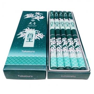 Japonské vonné tyčinky TAKAMURA - Bambusový háj