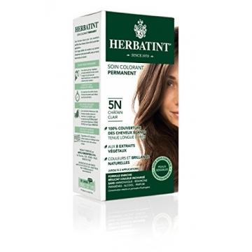 HERBATINT Permanentní barva na vlasy 5N