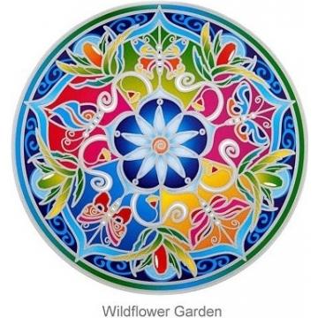 Mandala Sunseal WILDFLOWER GARDEN