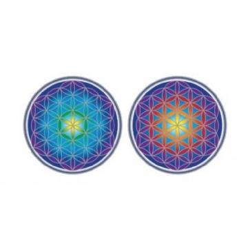 Mandala Sunlight FLOWER OF LIFE