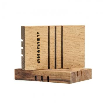 Dřevěná mýdlenka 1