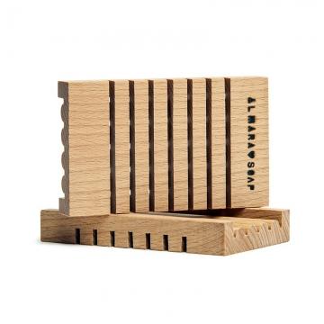 Dřevěná mýdlenka 3