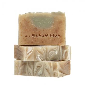 Přírodní mýdlo LEMON TEA TREE - na mastnou pleť a akné