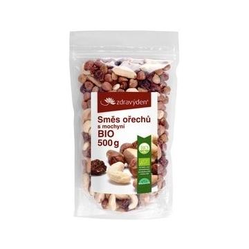 Směs ořechů s mochyní Bio 500 g