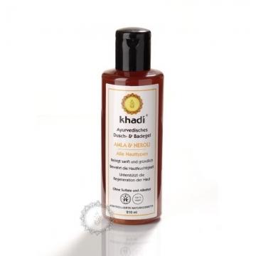 Khadi sprchový gel AMLA & NEROLI
