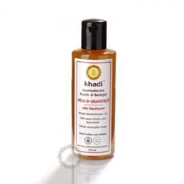 Khadi sprchový gel NEEM & GRAPEFRUIT