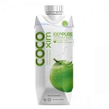 Cocoxim Kokosová voda 100% PURE 1000 ml