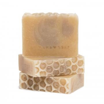Přírodní mýdlo MEDOVÝ KVĚT - pro normální a suchou pokožku