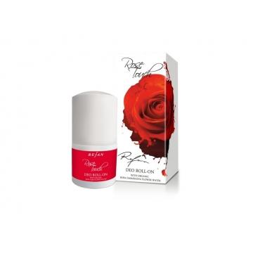 Deo roll-on Růžový dotek Refan 50 ml
