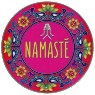 Mandala Sunseal NAMASTE