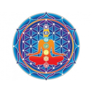 Mandala Sunseal CHAKRA MANDALA