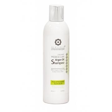 Organický šampón s arganovým olejem 250 ml