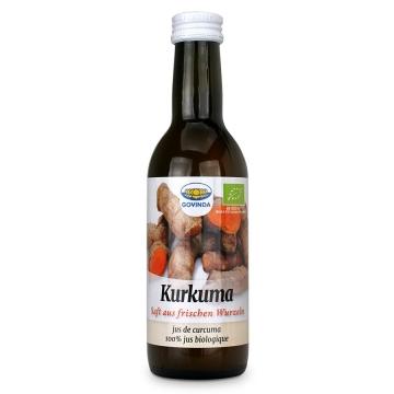 Kurkuma - organic juice 250 ml