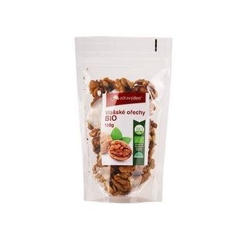 Vlašské ořechy BIO 150 g