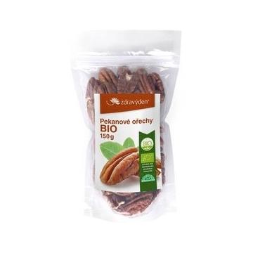 Pekanové ořechy BIO 150 g