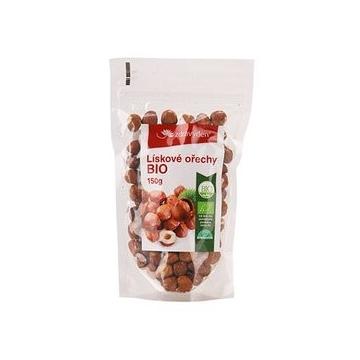 Lískové ořechy BIO 150 g