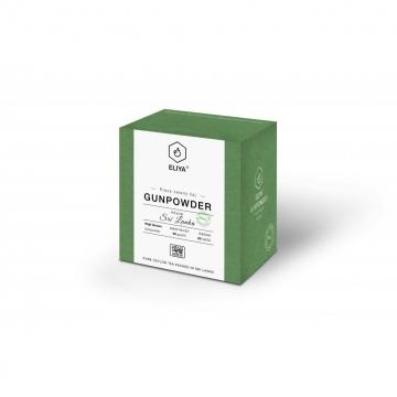 Gunpowder - zelený čaj