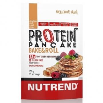 NUTREND Proteinové palačinky 750 g - bez příchuti