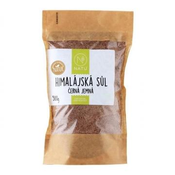 Himalájská sůl černá jemná 500 g