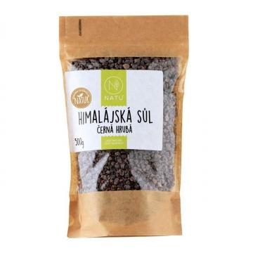 Himalájská sůl černá hrubá 500 g