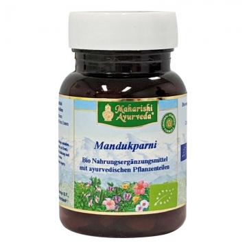 Maharishi Ayurveda MANDUKAPARNI Bio, 60 tablet