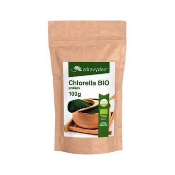 Chlorella BIO prášek 100 g