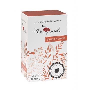Bylinný čaj XL - ŽALUDEK A STŘEVA