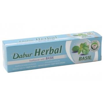 Zubní pasta s bazalkou DABUR 100 ml