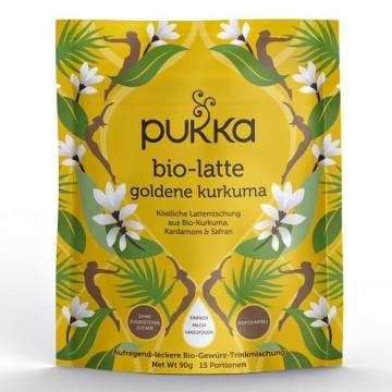 PUKKA Kurkuma Latte Bio 90 g