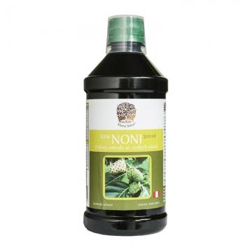 NONI tekutý extrakt z plodů 500 ml RAW