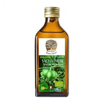 SACHA INCHI Panenský olej ze semen 100 ml RAW