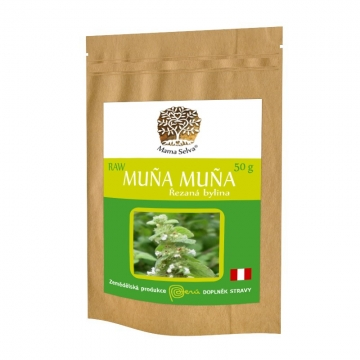 MUŇA MUŇA řezaná bylina 50 g RAW