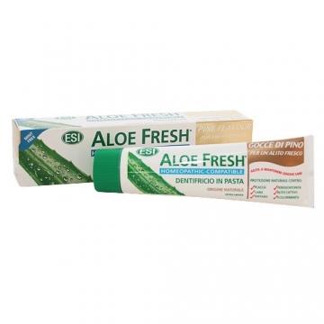 Zubní pasta ALOE FRESH - HOMEOPATICKÁ bělící 100ml