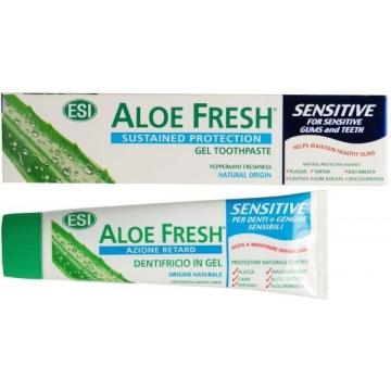 Zubní pasta ALOE FRESH - SENSITIVE pro citlivé zuby 100ml