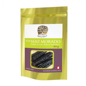 MAIZ MORADO prášek ze sušeného zrna 80 g