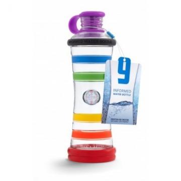 i9 láhev na vodu - DUHOVÁ