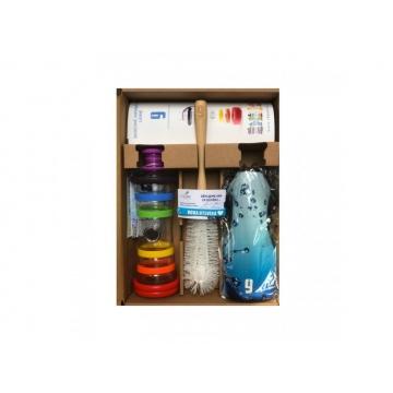 DÁRKOVÁ SADA láhev i9+kartáč+termoobal