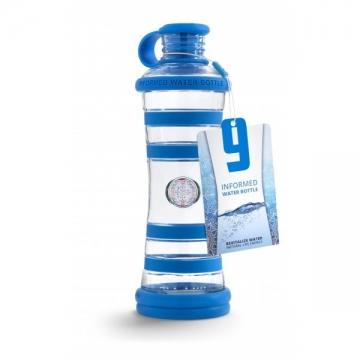i9 láhev na vodu MODRÁ - RELAX