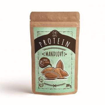Mandlový protein Bio 200 g
